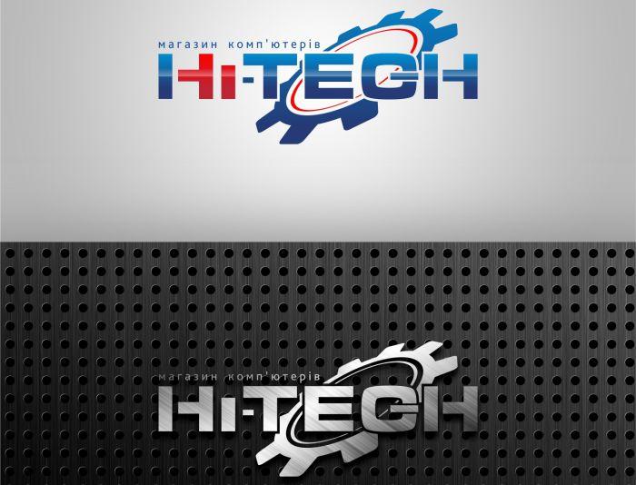 Логотип для Hi-Tech - дизайнер Kreativ