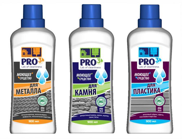Супер-этикетки для Лаборатории чистоты Pro3 - дизайнер oksygen