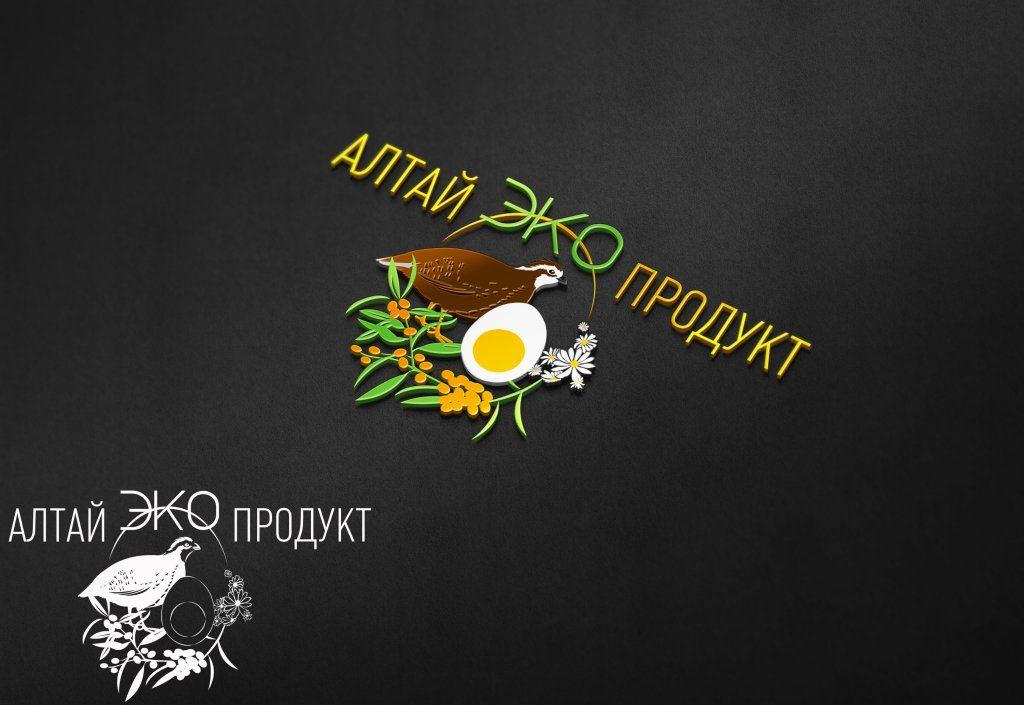 Лого и упаковка для Алтай Эко Продукт - дизайнер Keroberas