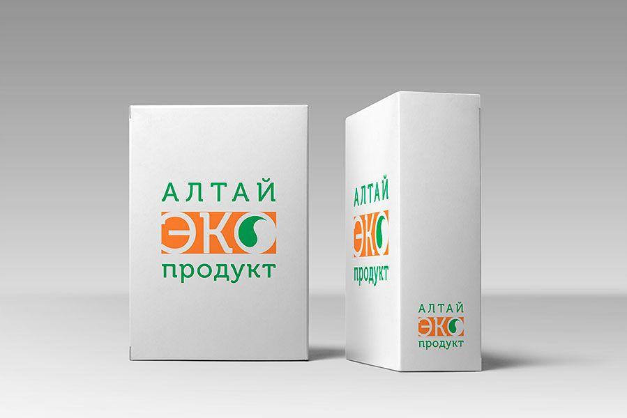 Лого и упаковка для Алтай Эко Продукт - дизайнер path
