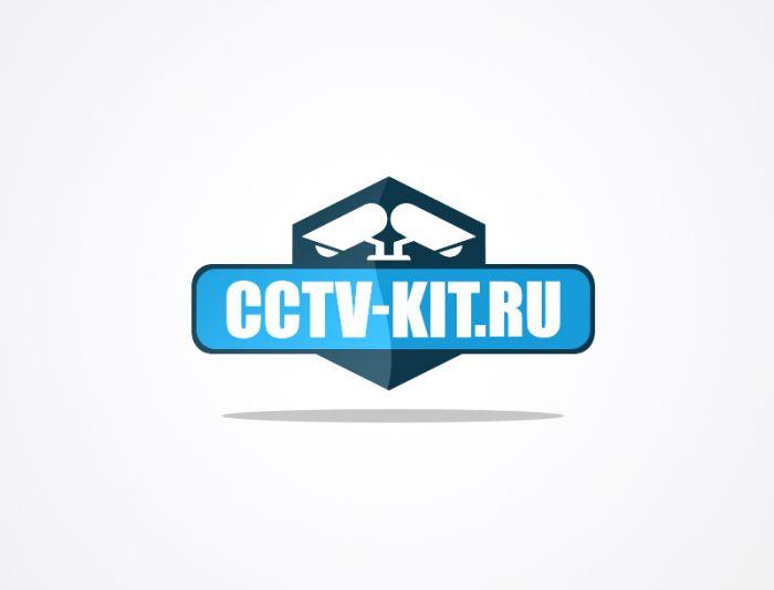 Логотип для интернет-магазина видеонаблюдения - дизайнер U7ART
