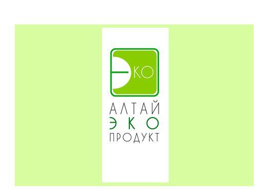 Лого и упаковка для Алтай Эко Продукт - дизайнер gennb