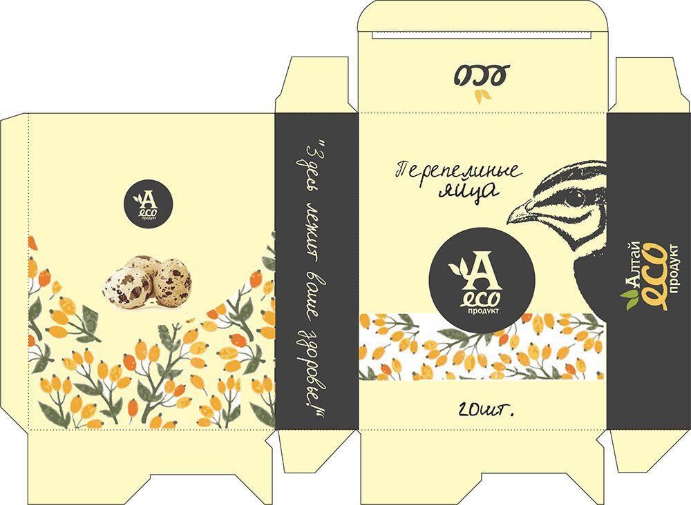 Лого и упаковка для Алтай Эко Продукт - дизайнер NightFreshAir