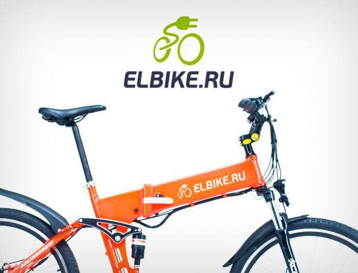 Фирменный стиль для Elbike.ru - дизайнер MrPartizan