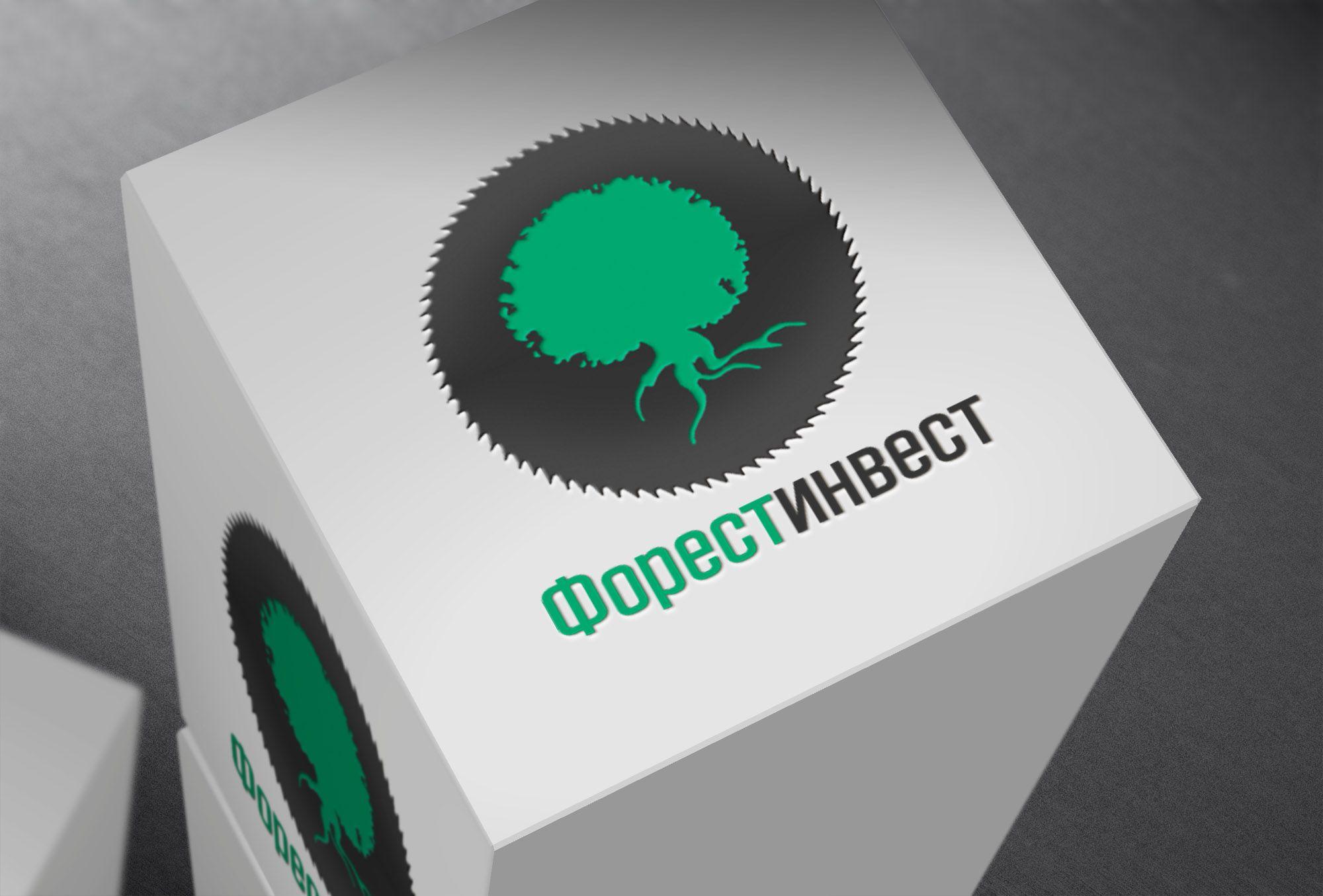 Логотип для лесоперерабатывающей компании - дизайнер ksusum