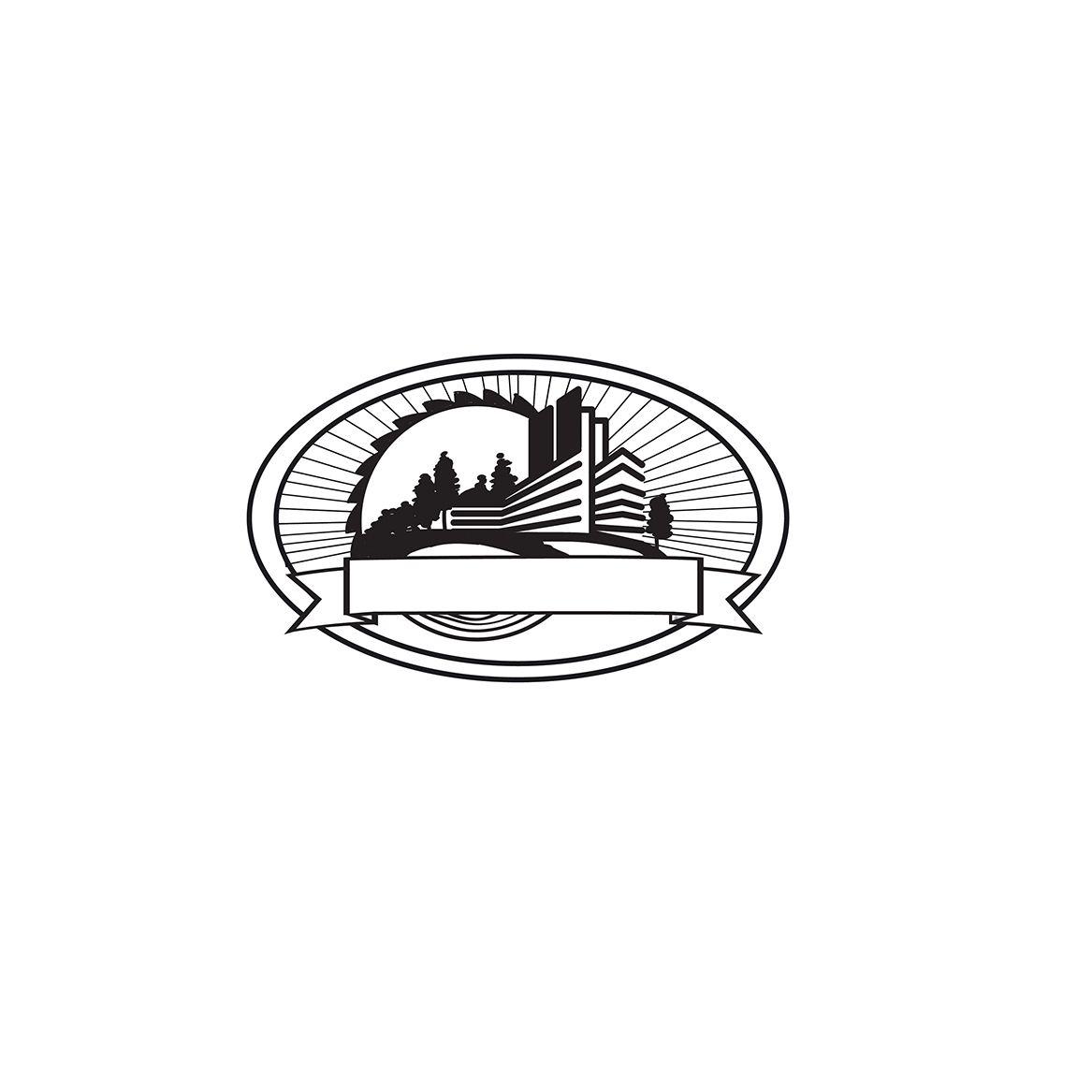Логотип для лесоперерабатывающей компании - дизайнер indus-v-v