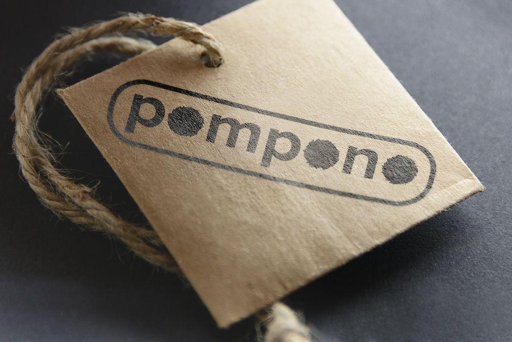 Логотип для шапок Pompono - дизайнер bogish