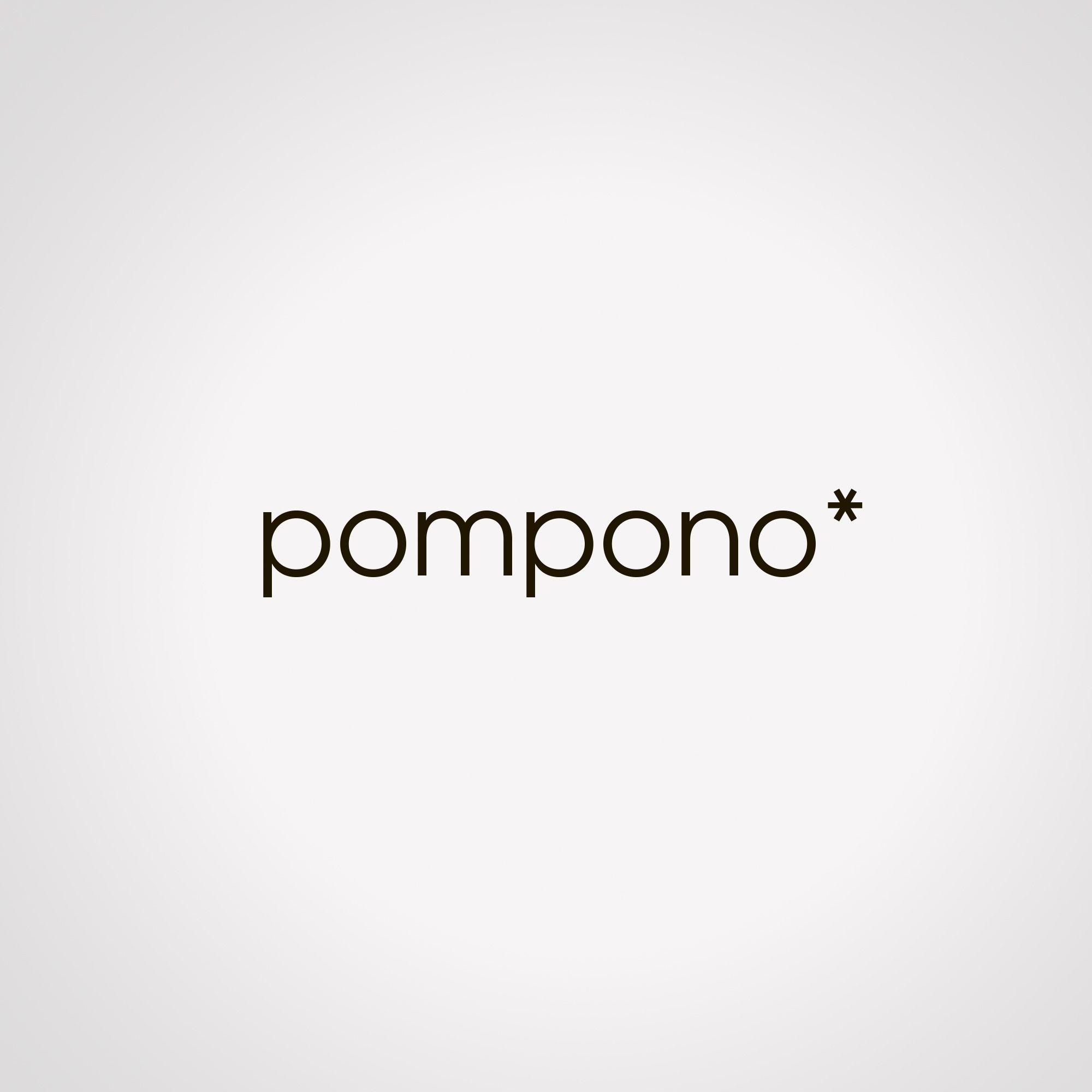 Логотип для шапок Pompono - дизайнер tixomirovavv