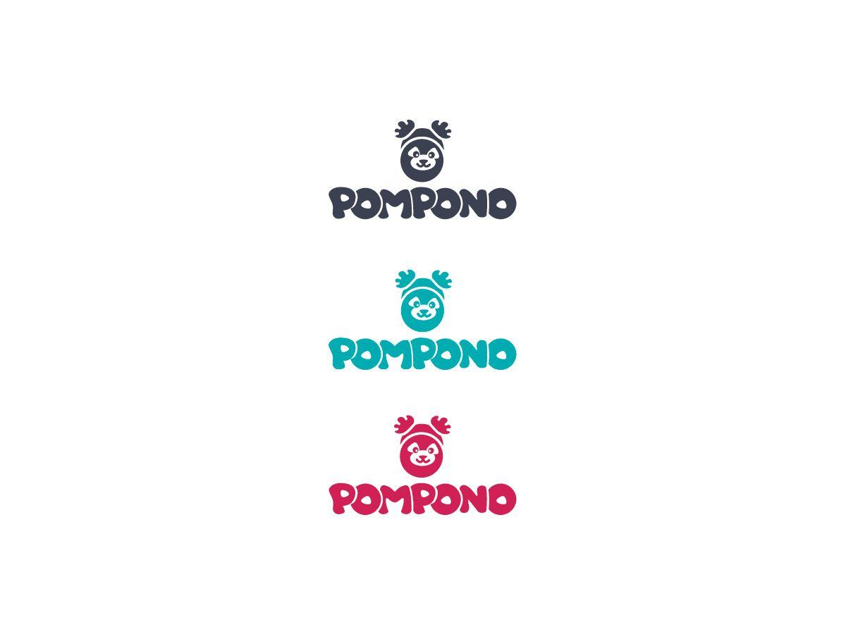 Логотип для шапок Pompono - дизайнер oksygen