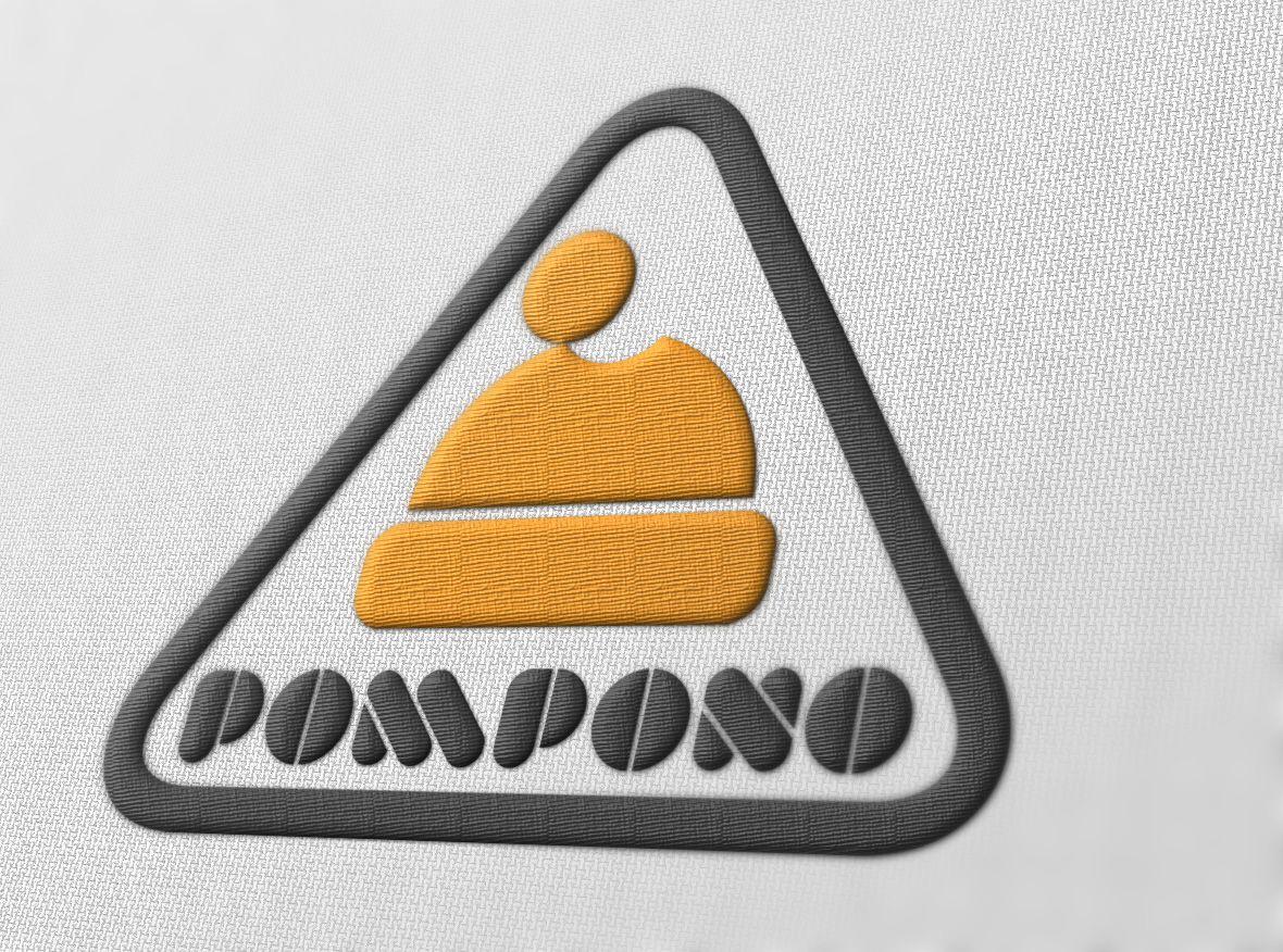 Логотип для шапок Pompono - дизайнер Advokat72