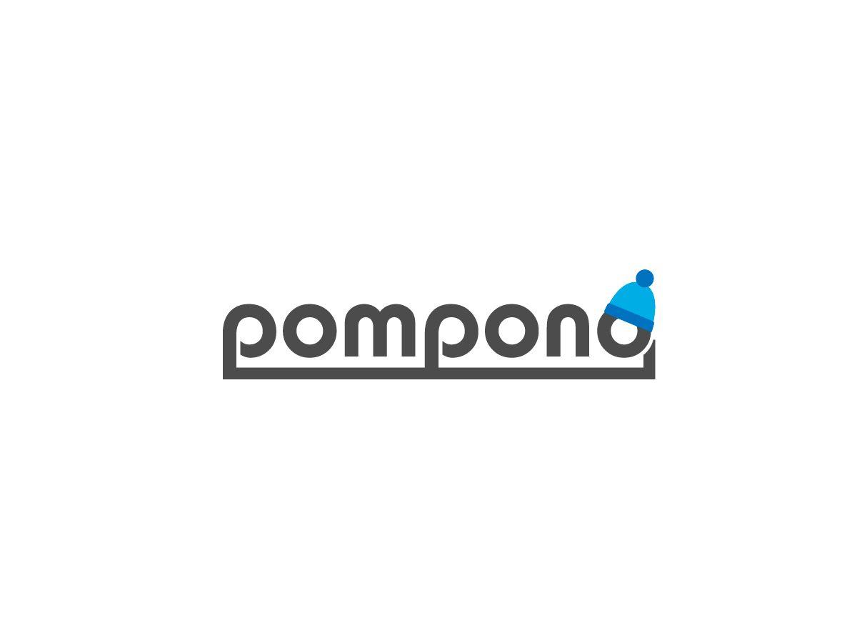 Логотип для шапок Pompono - дизайнер Ninpo