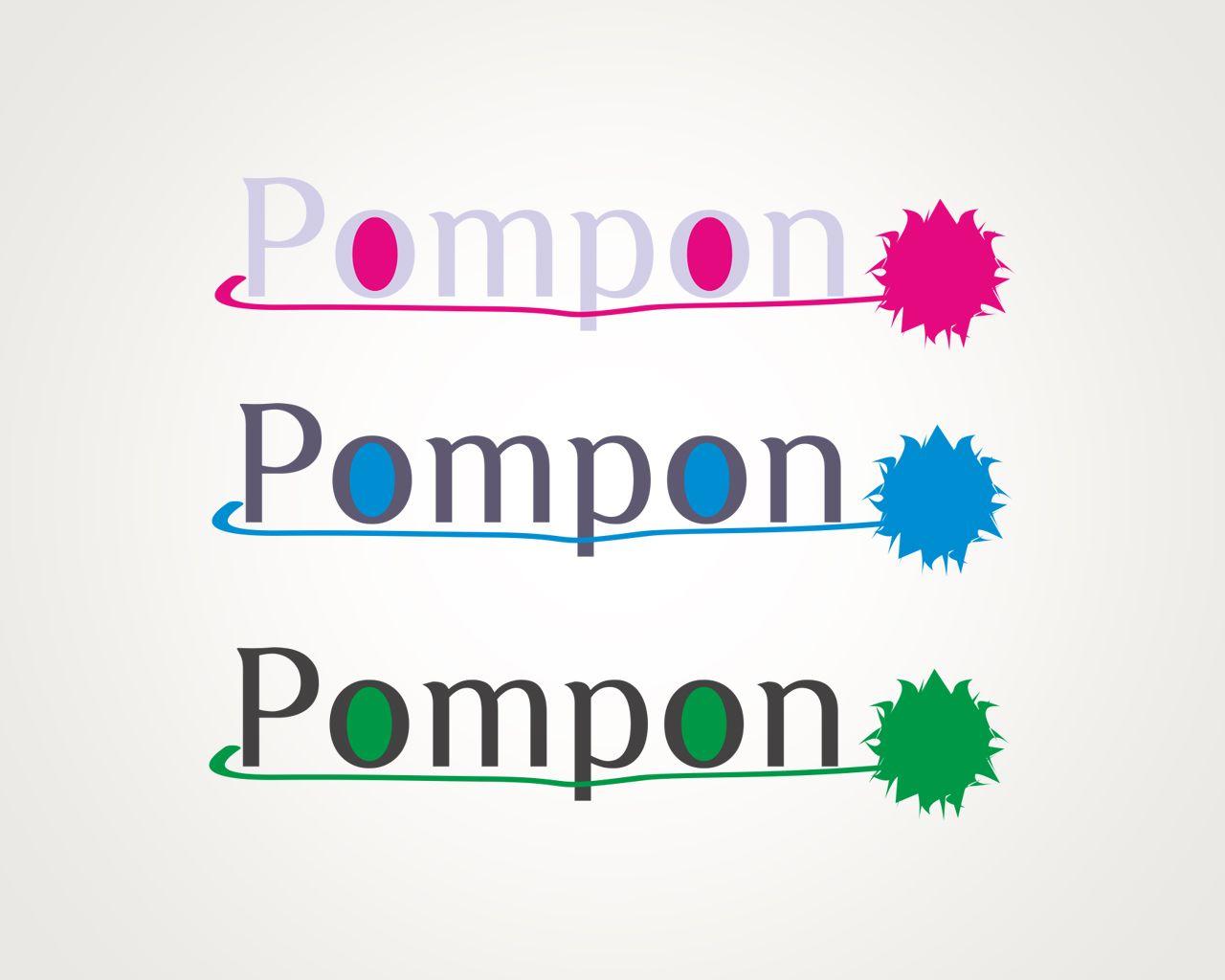 Логотип для шапок Pompono - дизайнер Martisha