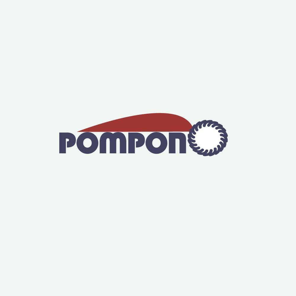 Логотип для шапок Pompono - дизайнер freelancelogo