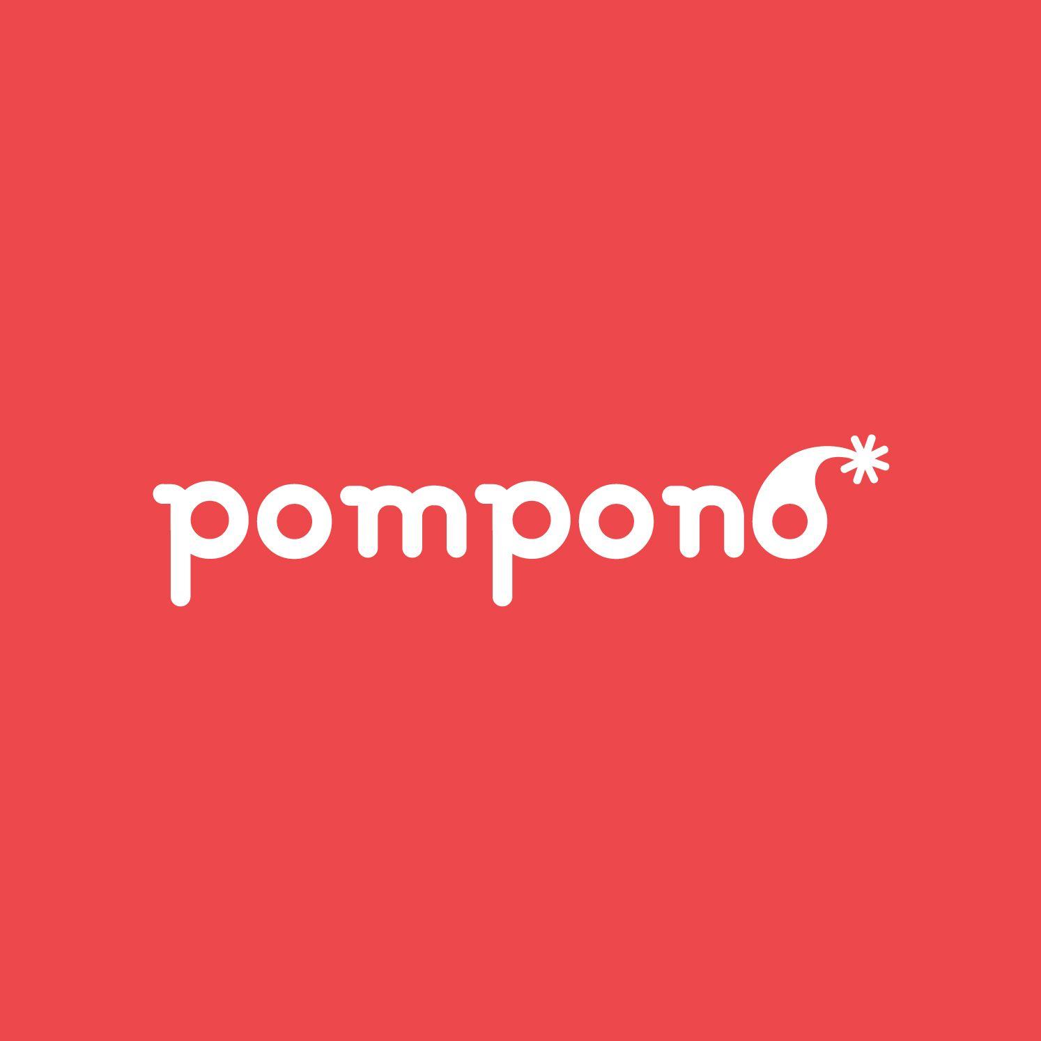 Логотип для шапок Pompono - дизайнер Allepta