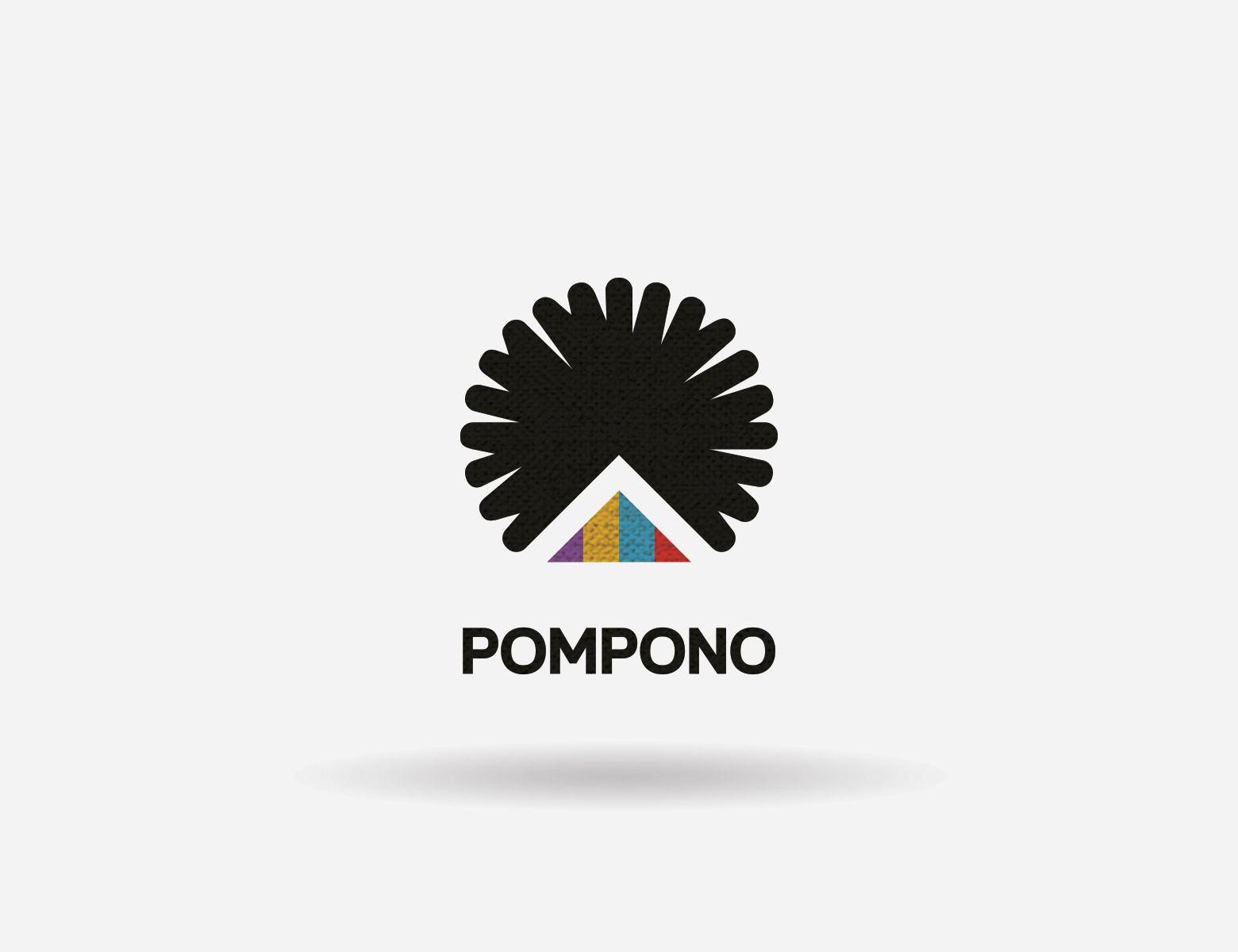 Логотип для шапок Pompono - дизайнер trika