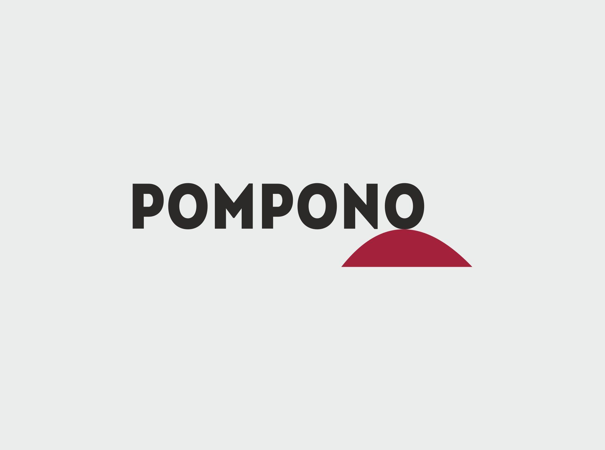 Логотип для шапок Pompono - дизайнер IGOR-GOR