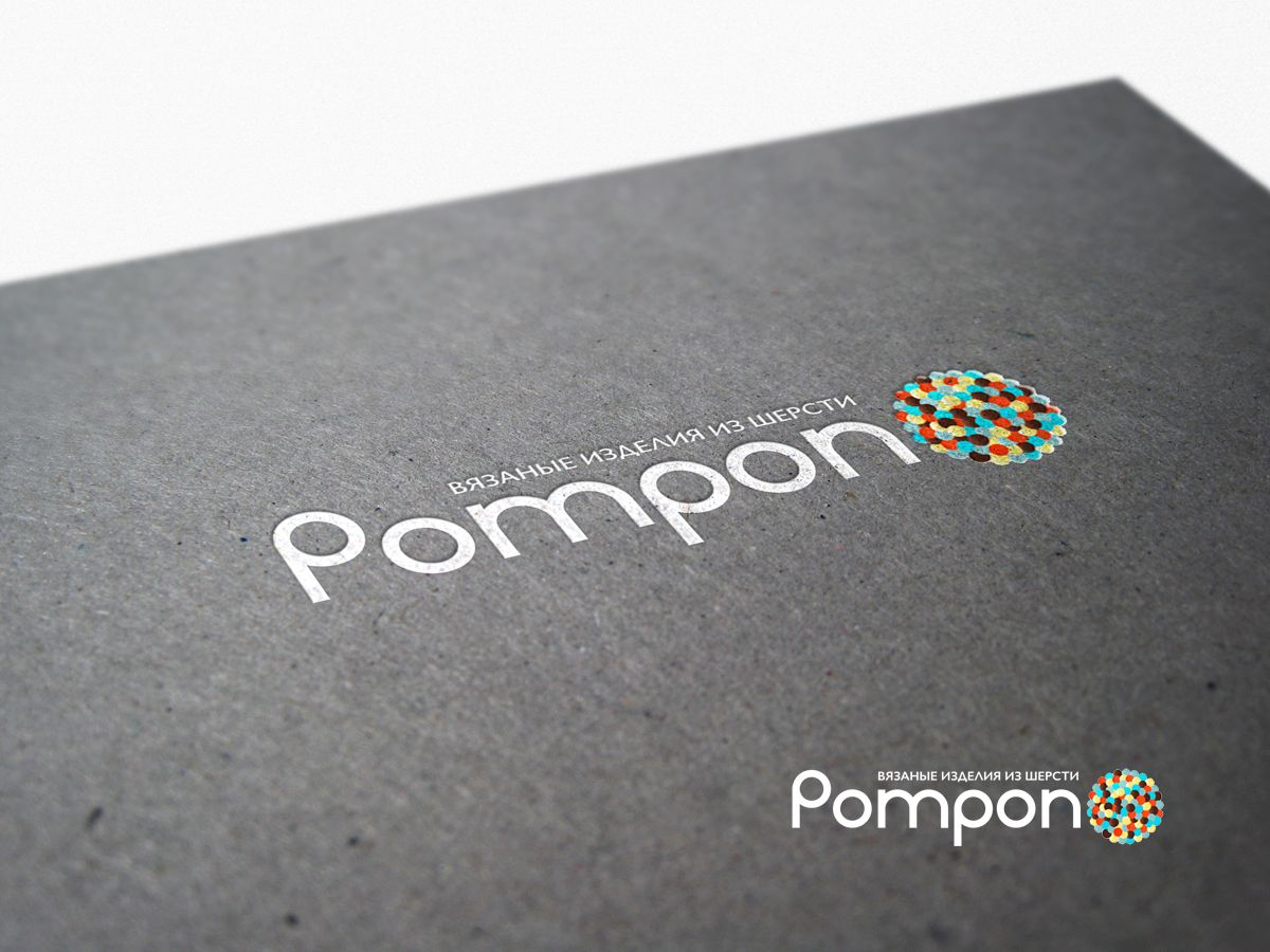 Логотип для шапок Pompono - дизайнер Inspiration