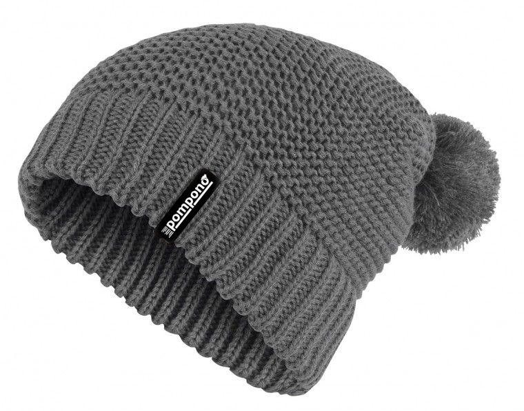 Логотип для шапок Pompono - дизайнер nboyakov