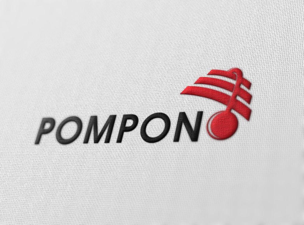 Логотип для шапок Pompono - дизайнер zozuca-a