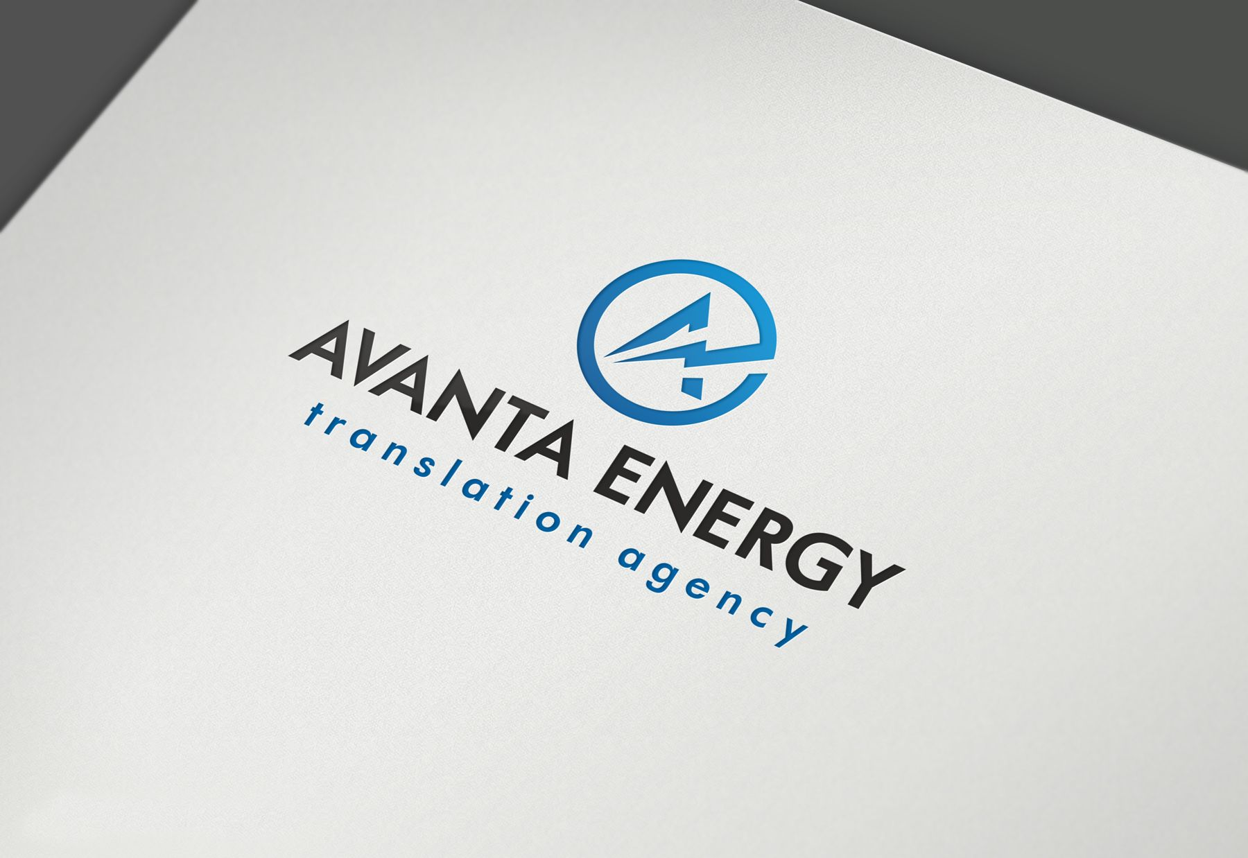 Фирмстиль + лого для переводческой компании - дизайнер Alexey_SNG
