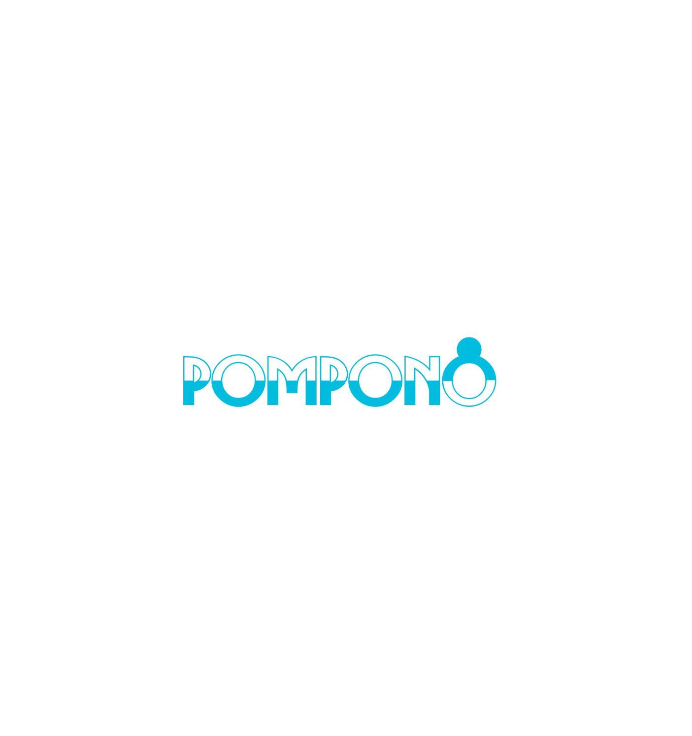 Логотип для шапок Pompono - дизайнер SmolinDenis