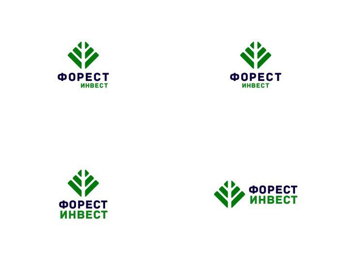 Логотип для лесоперерабатывающей компании - дизайнер Danilich