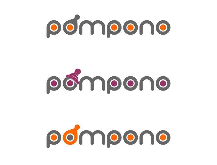 Логотип для шапок Pompono - дизайнер bitart