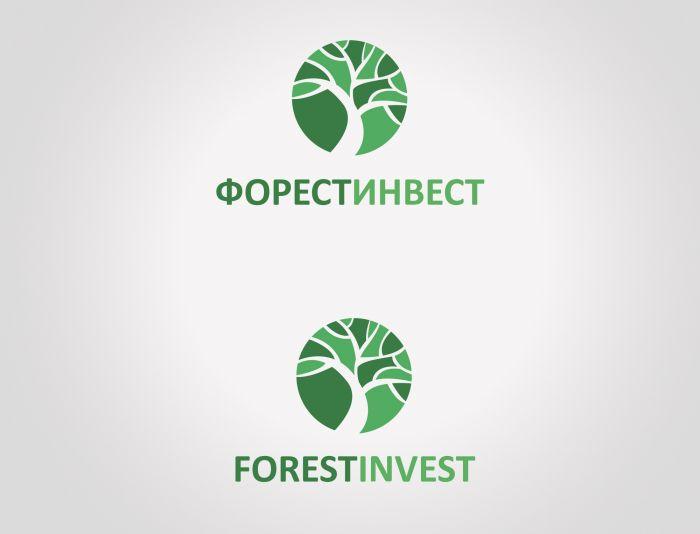Логотип для лесоперерабатывающей компании - дизайнер tixomirovavv