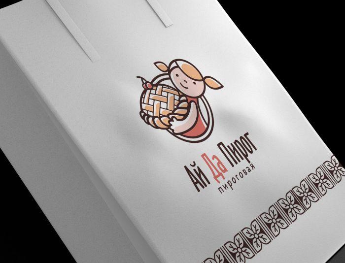 Логотип для пироговой