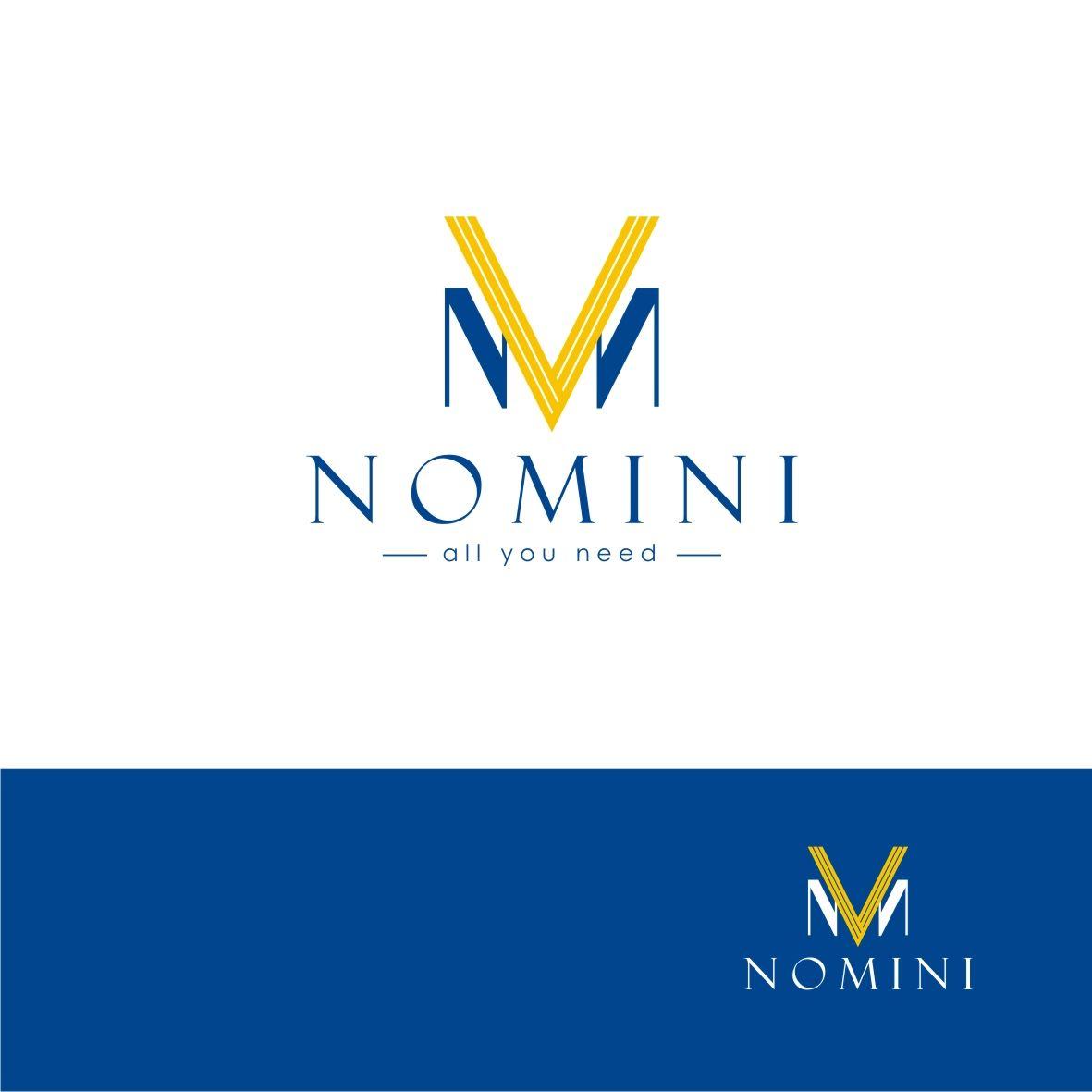Логотип и иконка для iOS-приложения Nomini - дизайнер DINA