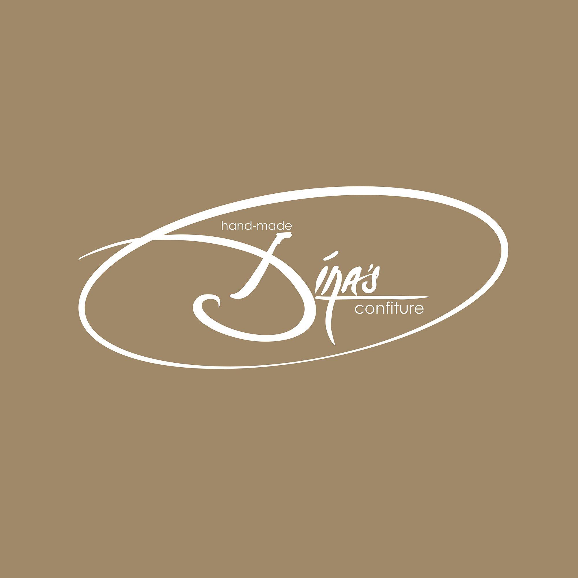 Лого для кондитерских изделий DINA's - дизайнер Darza