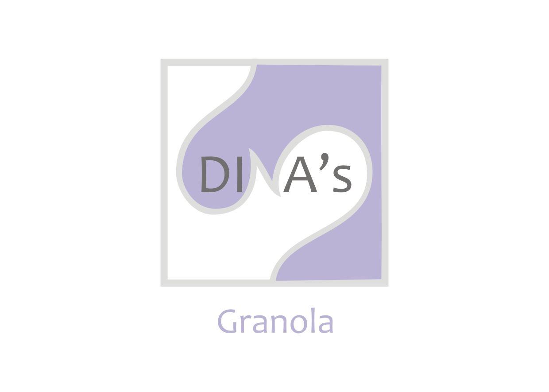 Лого для кондитерских изделий DINA's - дизайнер MURACAN