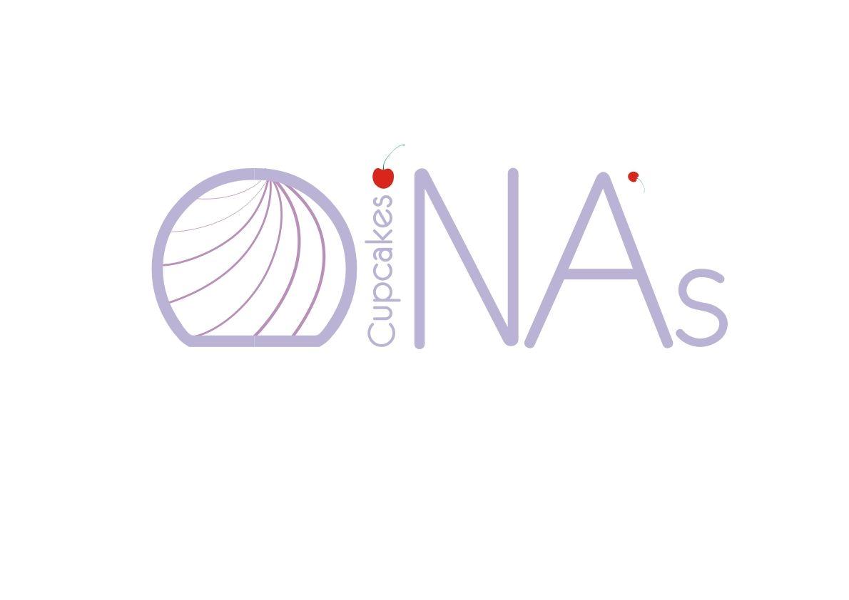 Лого для кондитерских изделий DINA's - дизайнер Sonya___
