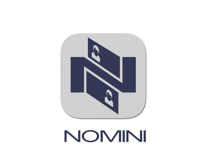 Логотип и иконка для iOS-приложения Nomini - дизайнер Advokat72