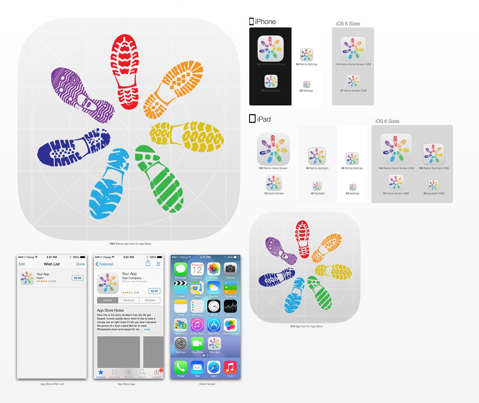 Логотип - программа для обувных магазинов - дизайнер PaGabr