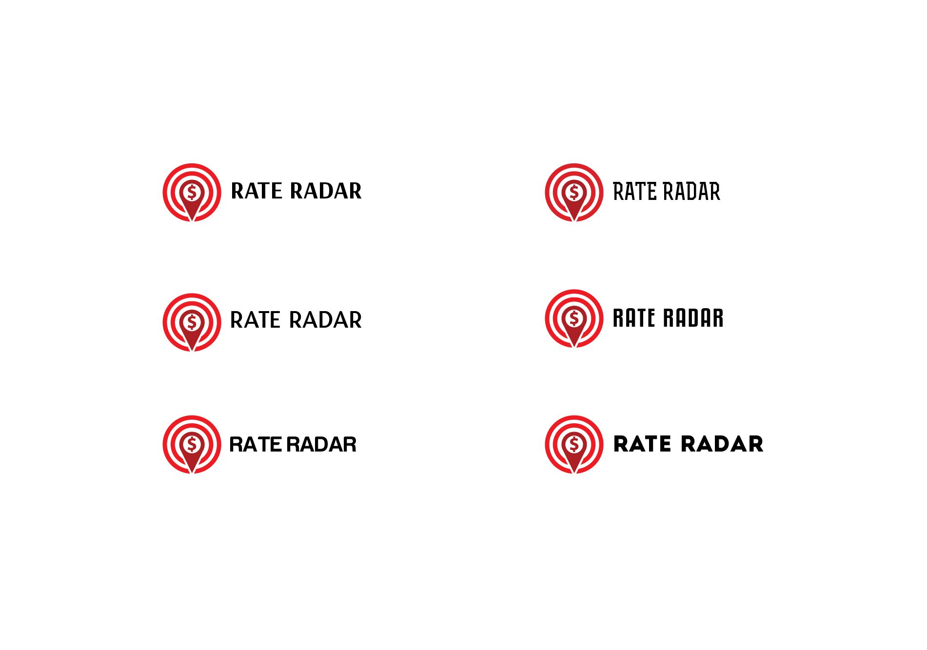 Фирменный стиль + лого для Rate Radar - дизайнер andyul