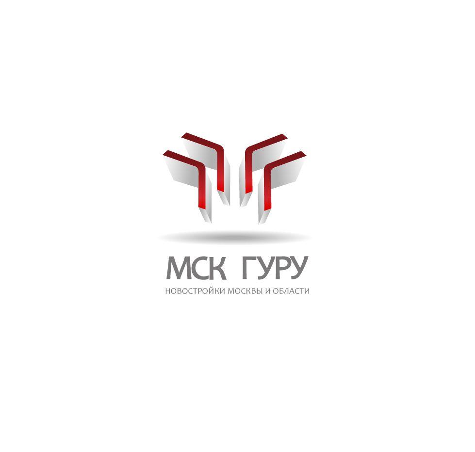 Логотип для порталов по недвижимости - дизайнер GVV