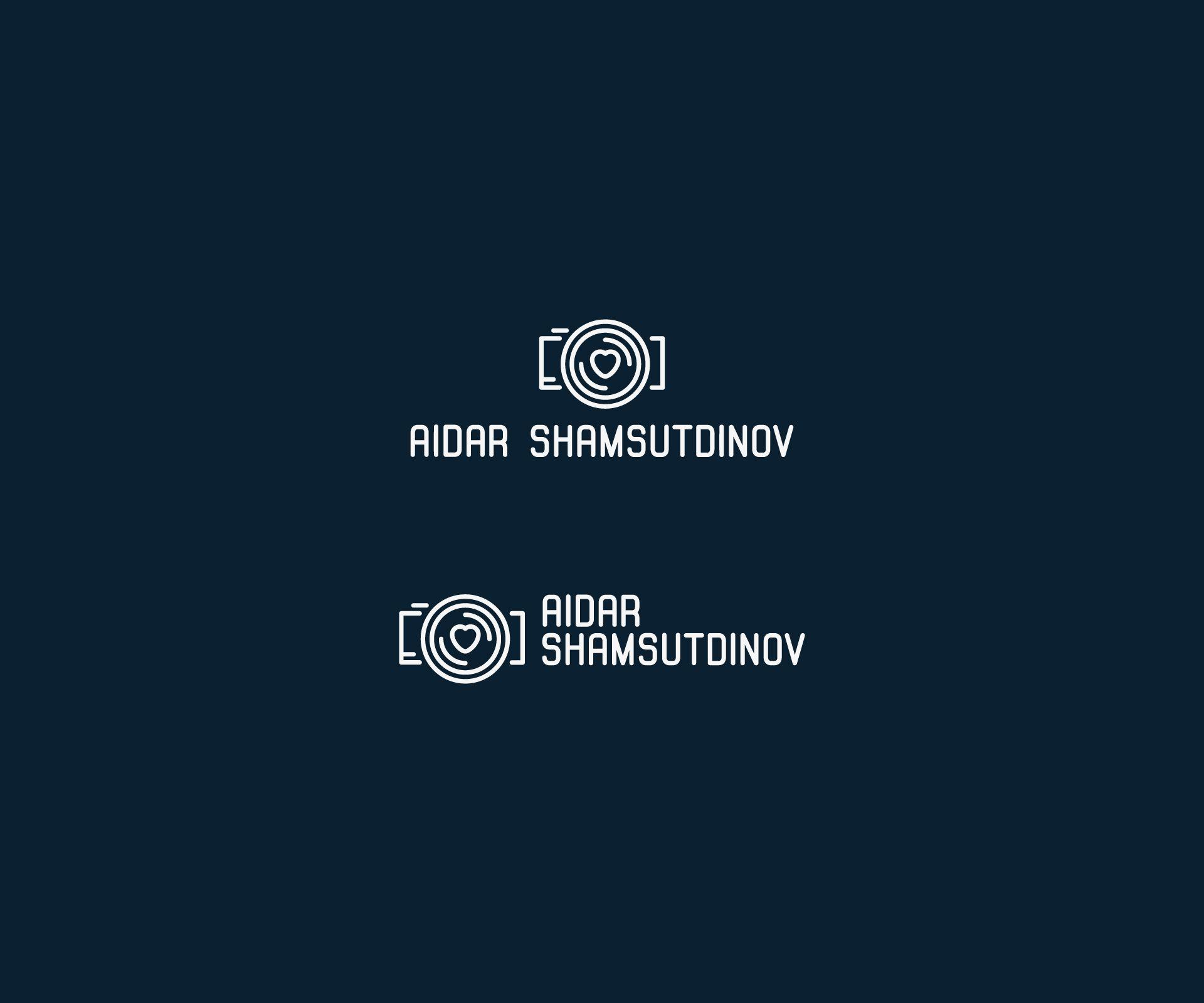 Логотип для фотографа - дизайнер Gendarme