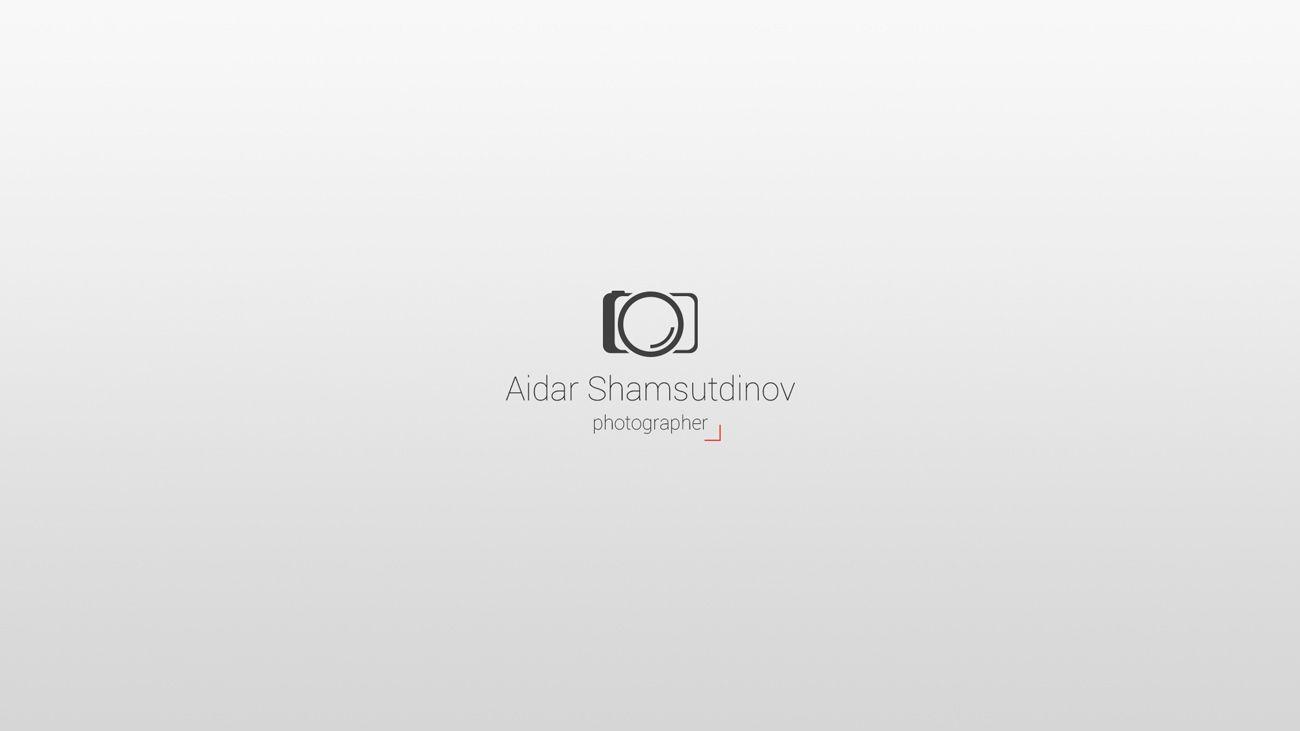 Логотип для фотографа - дизайнер LuginDM