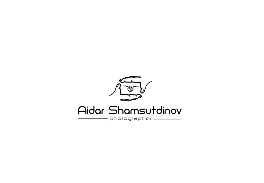 Логотип для фотографа - дизайнер SmolinDenis
