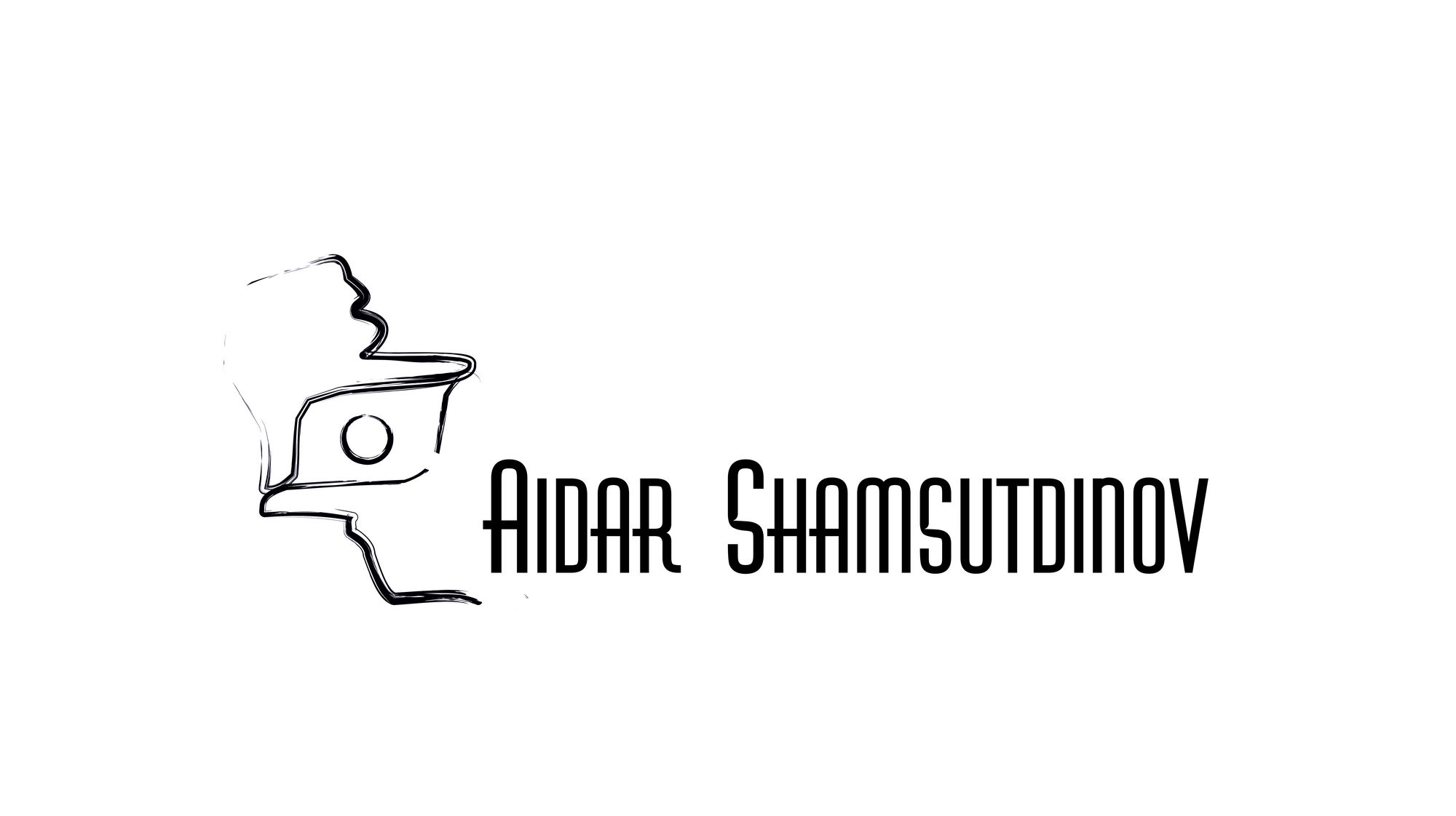 Логотип для фотографа - дизайнер NUTAVEL