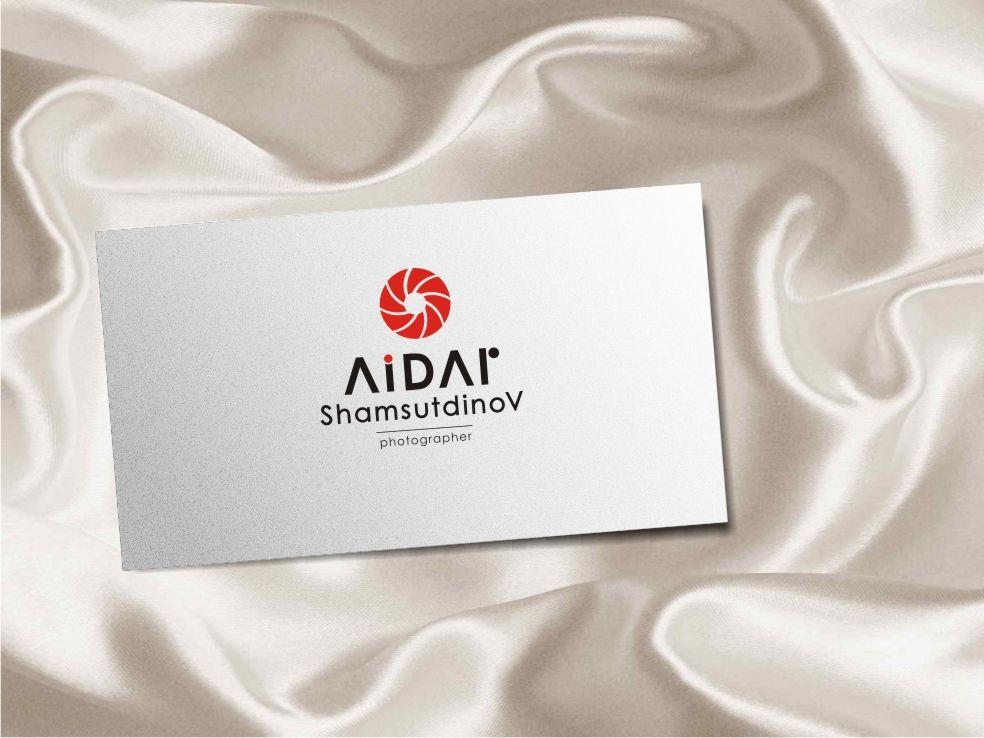 Логотип для фотографа - дизайнер DINA