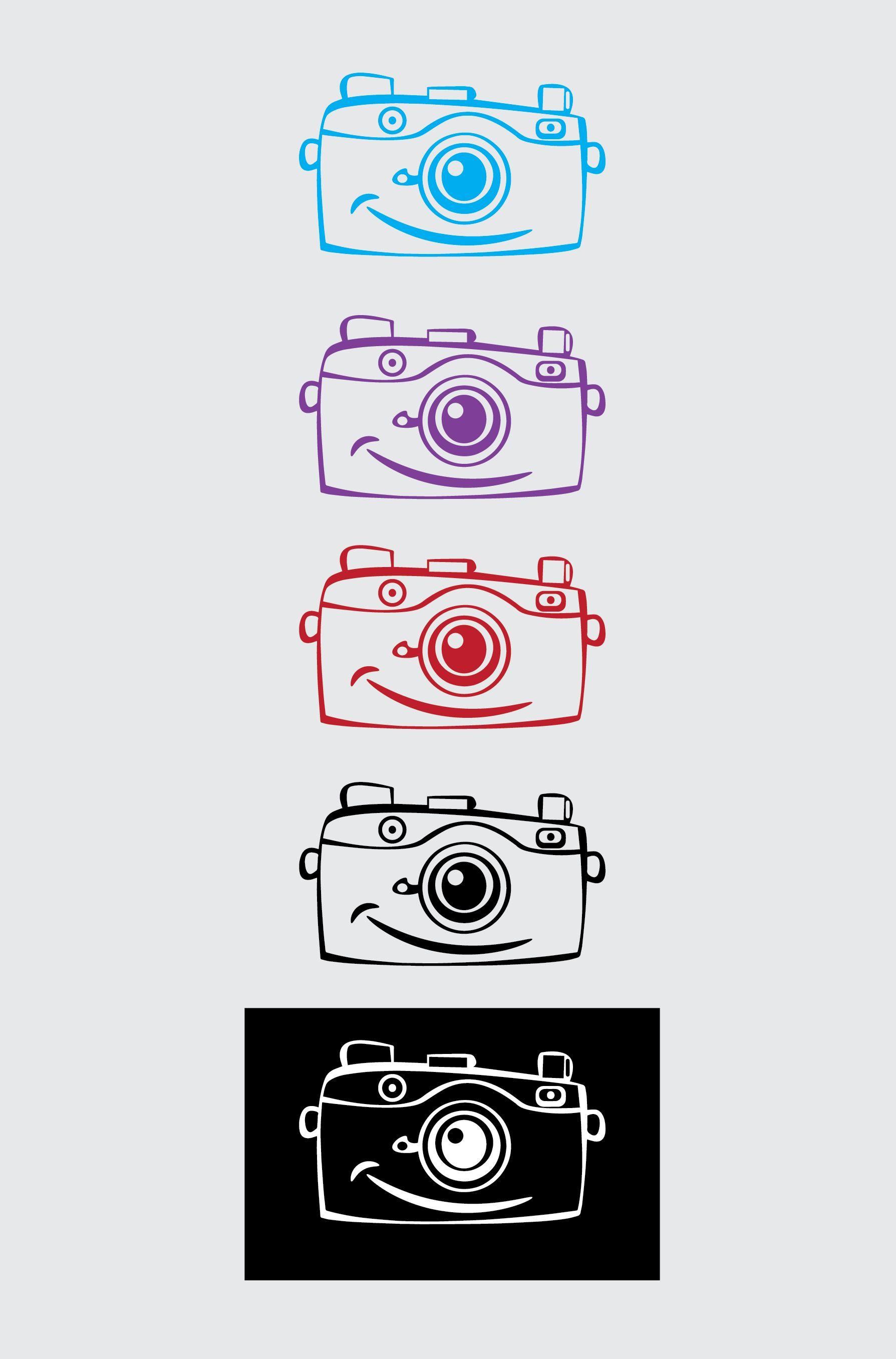 Логотип для фотографа - дизайнер valiok22