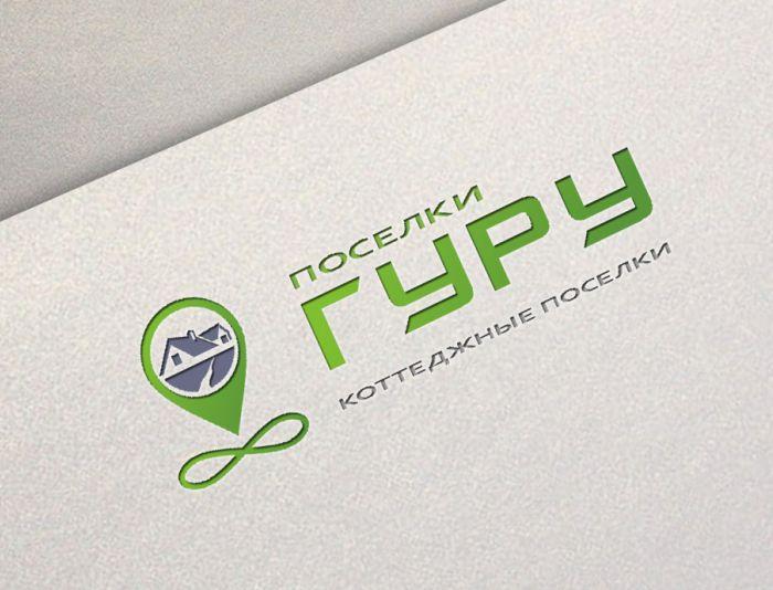 Логотип для порталов по недвижимости - дизайнер radchuk-ruslan