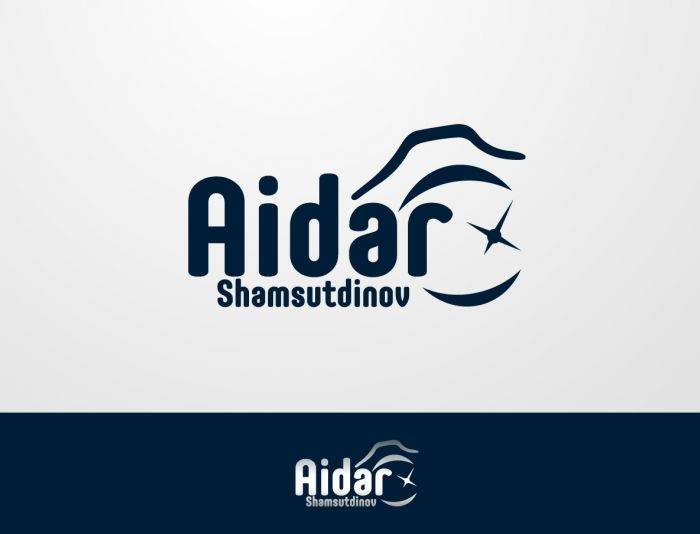 Логотип для фотографа - дизайнер Alphir