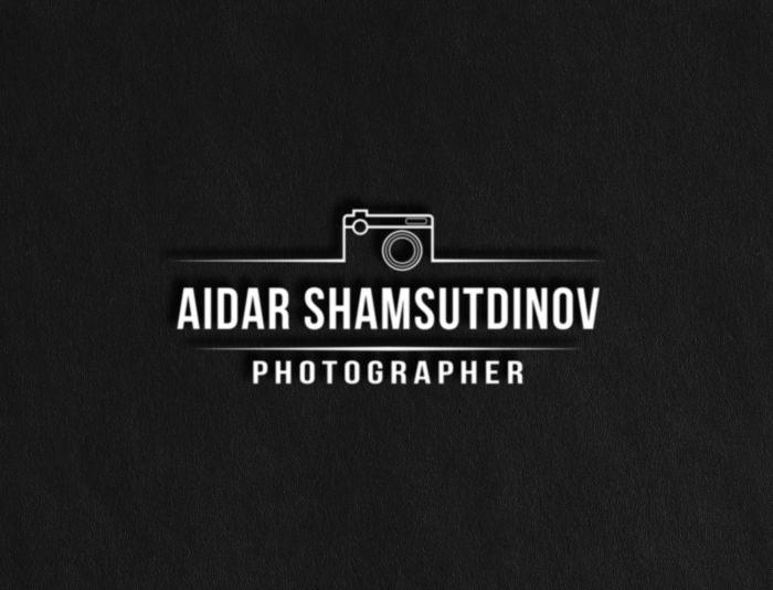 Логотип для фотографа - дизайнер La_persona