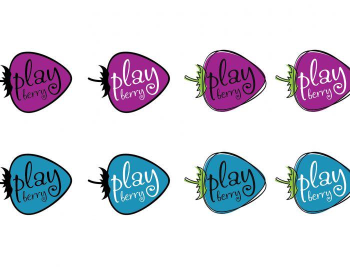 Логотип для интернет-магазина детских товаров - дизайнер Pro-Olga