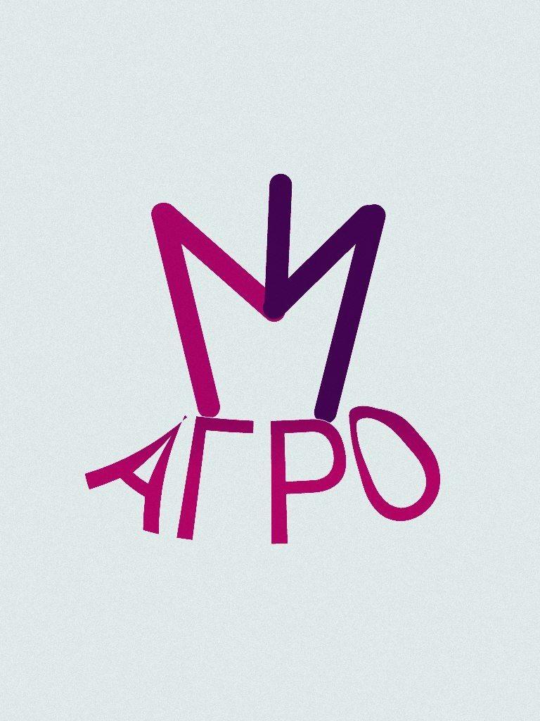 Логотип для M4 АГРО - Российские фрукты - дизайнер Jeni_Fox