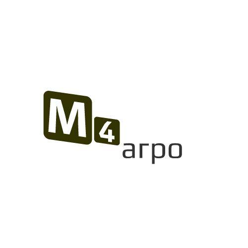 Логотип для M4 АГРО - Российские фрукты - дизайнер Elenya_1986
