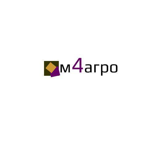 Логотип для M4 АГРО - Российские фрукты - дизайнер Pafnute